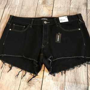 🖤 Low Rise Express Shortie in Pitch black 🖤